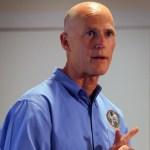 rick scott Gobernador Florida declara estado de emergencia