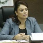 roxana baldetti Trancan fokiusa acusada de corrupta en Guatemala