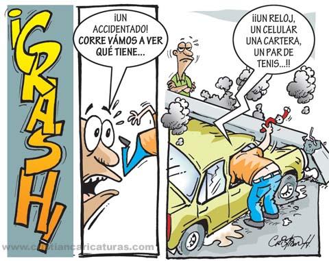 20511587084 989e90f590 o Más carroñeros (caricatura)
