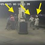 atraco gasolina Atraco en estación de combustibles [RD]