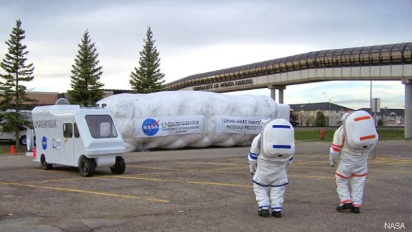 casa humana marte La primera casa para humanos en Marte