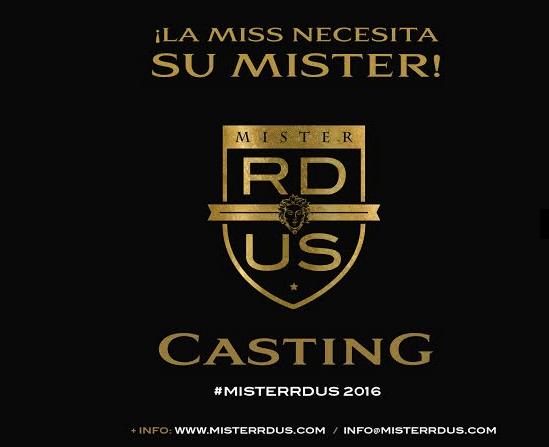 castig Castings Mister República Dominicana US 2016
