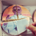 galletas del papa - pope cookies