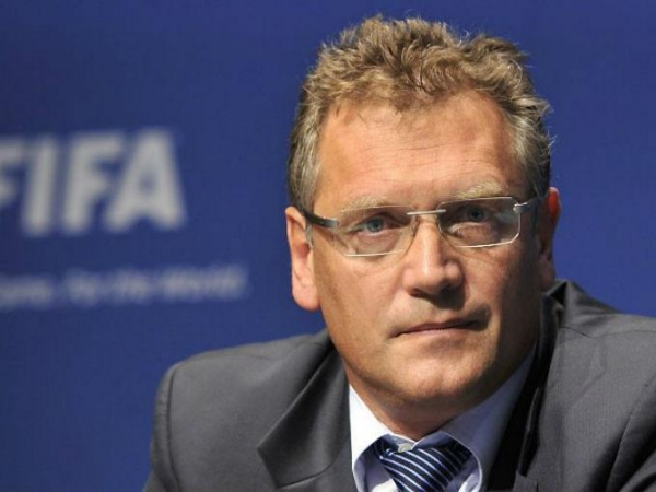 jerome valcke FIFA destituye a su secretario general