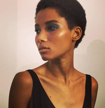 lineisy Lineisy Montero, modelo dominicana esta picando bien en NY Fashion Week