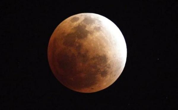 luna sangre Por ahí viene la última Luna de Sangre del 2015