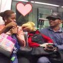 neneco Video   Como enamorar mujeres en el Metro, segun Ñeñeco