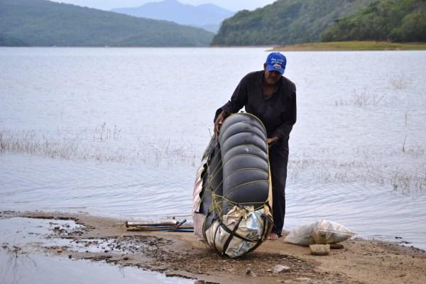 pescadores de tubos 3 Fotos   En busca de la compaña del moro