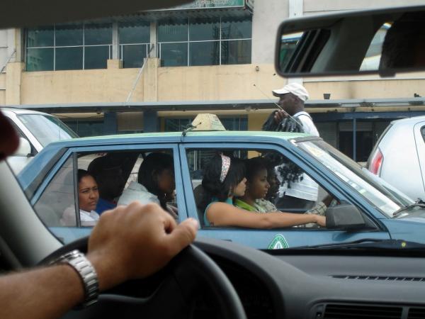 transporte publico ¡Dique el pasaje debería costar RD$65 pesos!
