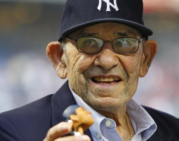 yogi berra Muere Yogi Berra, leyenda de los Yankees