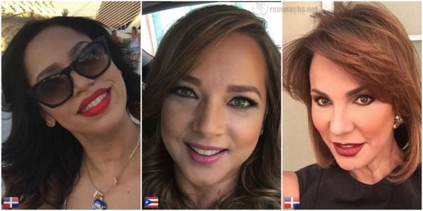 caras Rostros del cancer