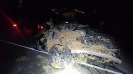 Zacarias Ferreira sufre accidente