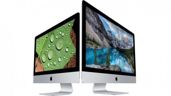 la nueva imac con pantalla 4k La nueva vaina de Apple