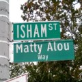 Matty Alou way