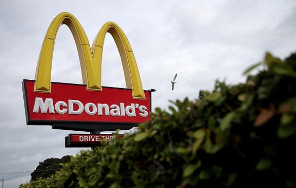 mcdonalds picando de aduro McDonalds picando de aduro
