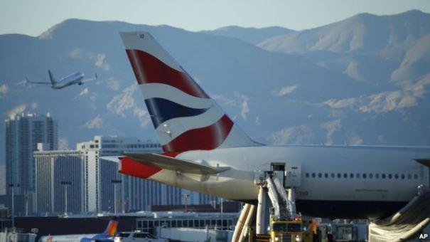 british airways Vuelo British Airways aterriza de emergencia en Boston