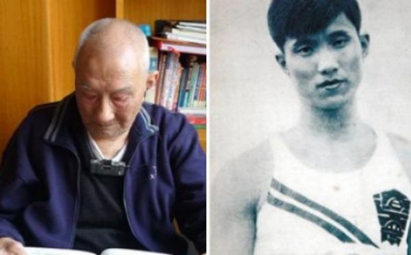guo jie Muere atleta olímpico más viejo del mundo