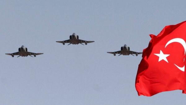 turquia ahora patrulla su frontera con aviones f 16 Turquía ahora patrulla su frontera con aviones F 16