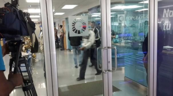banco popular Vigilante se suicida en sucursal bancaria [RD]