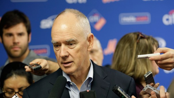 sandy alderson Revelan gerente general Mets tiene cáncer