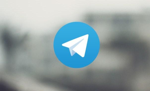 telegram1 Facebook se lambe página de Telegram