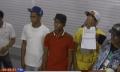 banda Video   Se entregan 5 integrantes de presunta banda (RD)