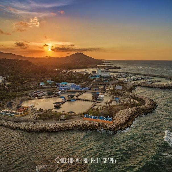 cofresi puerto plata 12 impresionantes atardeceres de Quisqueya