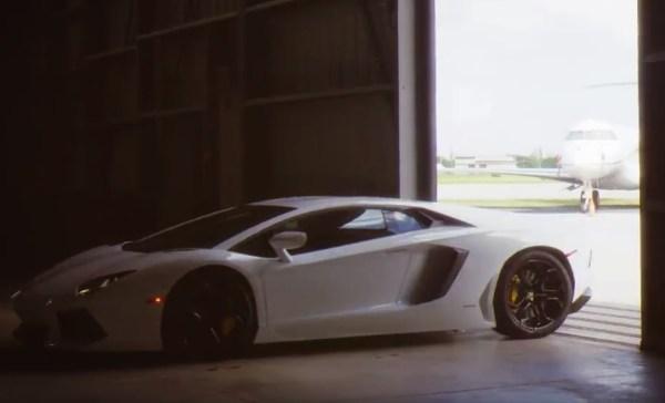 fl2 Francisca Lachapel en Lamborghini
