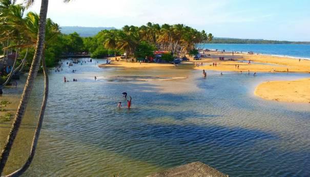 playa arroyo salado Rincones chulos de Quisqueya: María Trinidad Sánchez