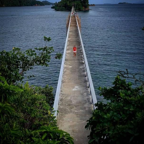 puente samana Rincones chulos de Quisqueya: Samaná