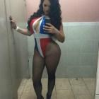 bandera 2 Dominicanos de EEUU abogan por respeto a la Bandera Nacional