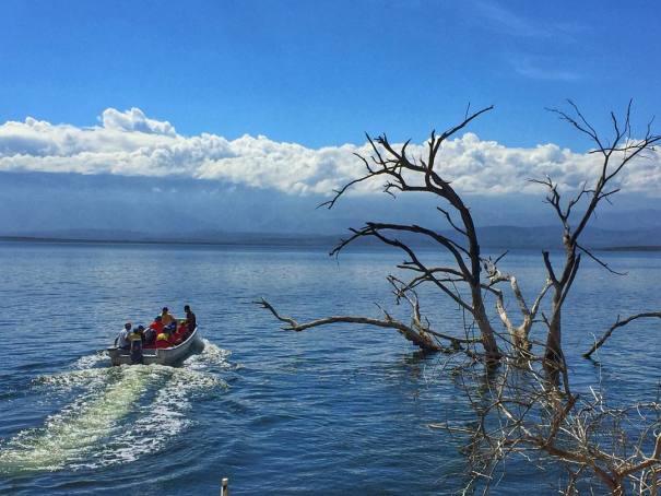 lago enriquillo 2 Rincones chulos de Quisqueya: Bahoruco