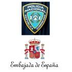 Policia Nacional Embajada de España