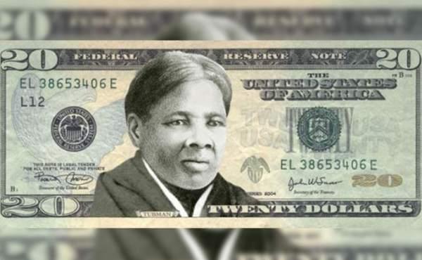 Así lucirá el nuevo billete de US$20