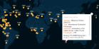 Mapa online aviones dcesaparecidos