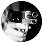 pistola r Matan hombre de un balazo en un pie (RD)