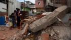 terremoto ecuador1 Van 659 muertos por terremoto en Ecuador