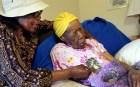 Mujer mas anciana