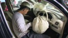 takata Elevan entre 35 y 40 millones las bolsas de aire fuñidas de Takata