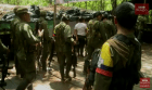 Así viven guerrilleros de las FARC