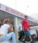 emergencia 'No tenemos cama'