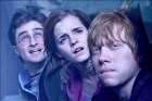 Harry Potter, Ron y Hermione