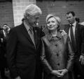 Hillary y Bil Clinton