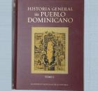 """libro """"Historia General del Pueblo Dominicano"""""""