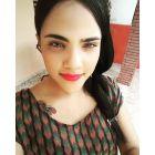 martha Martha Heredia  denuncia cuentas falsas en redes sociales .