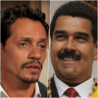mduro Marc Anthony le tira fuerte a Maduro