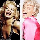 mm Famosas que han adoptado el look de Marilyn Monroe