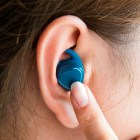 orejax Samsung y su audífono fuakete caoba!