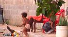 Refugiados del huracán Georges en el olvido