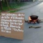 sancocho Foto   Protestando con sancocho
